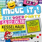 Kesselhaus Berlin Move iT! - die 90er Party