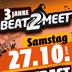 Kontrast Discothek Berlin 3 Jahre Beat2Meet - Halloween Edition