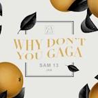 Gaga Hamburg Why don't you Gaga
