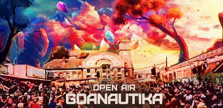 Osthafen 08.08.2020 5 Jahre Goanautika Open Air/w.Day.Din, Schrittmacher Tickets begrenzt