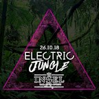 Die Insel Hamburg Electric Jungle x 26.10 x ISM
