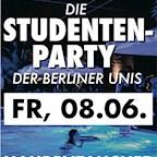 Haubentaucher Berlin Die Studentenparty der Berliner Unis