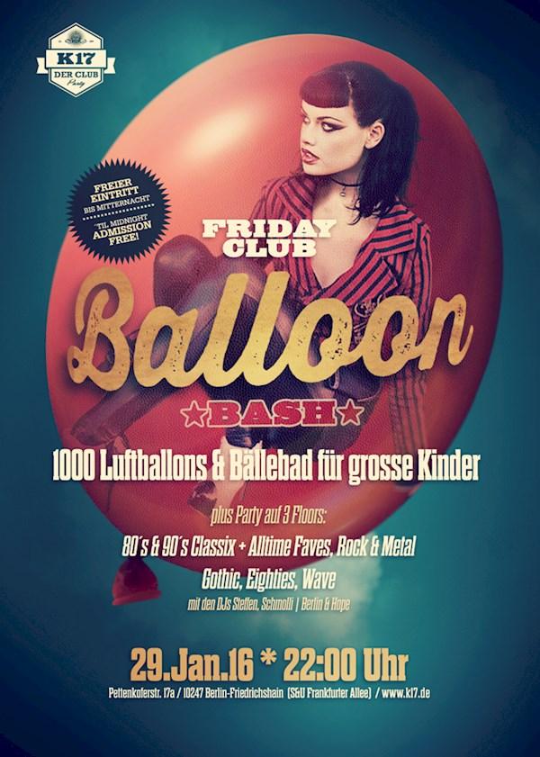 K17 berlin single party