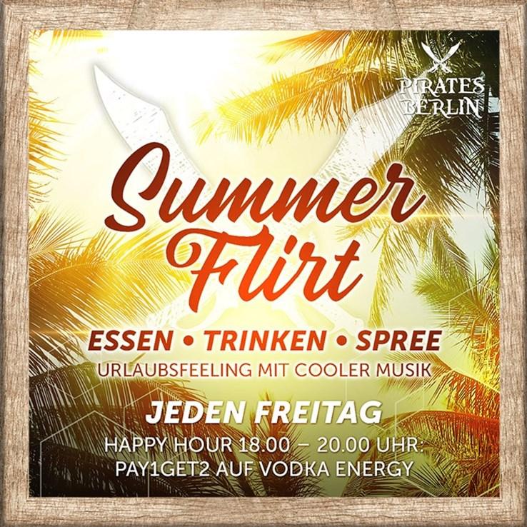 Pirates 24.09.2021 Summer Flirt