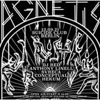 Suicide Club Berlin Magnetism Open air w/ Anthony Linell, Svreca, Dj Red, CONCEPTUAL and Hekum