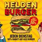 Pirates Berlin Heroes Burger - Hamburguesa especial