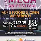 Osthafen Berlin Das Mega Abi Festival - auf 3 Floors - Day 2