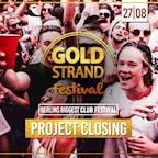 Maxxim Berlin Goldstrand Festival - Project Closing