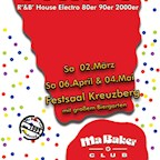 Festsaal Kreuzberg Berlin Ma Baker Party