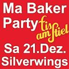 SilverWings Berlin Ma Baker Party