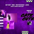 H1 Club & Lounge Hamburg Catz'n'cutz 10 Ladies Night