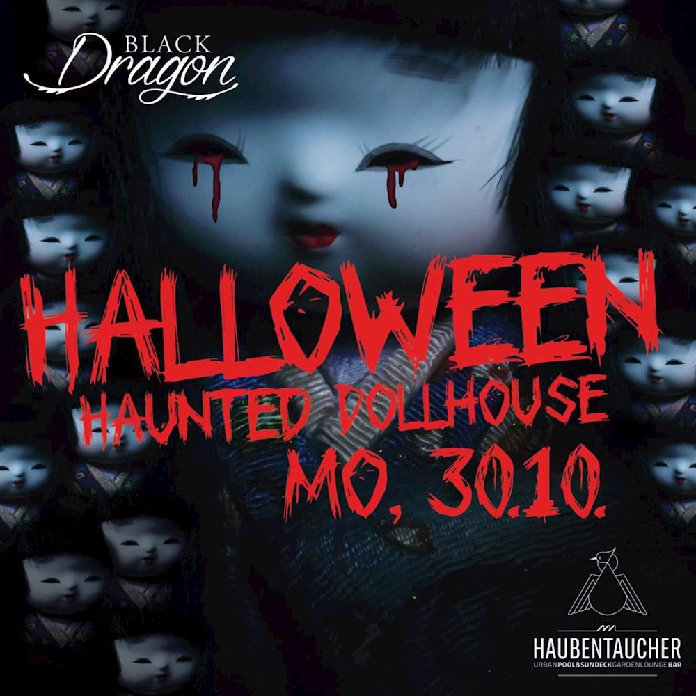 Haubentaucher Berlin Black Dragon - Halloween