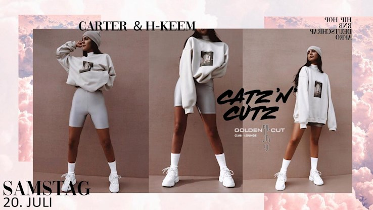 Golden Cut 20.07.2019 Catz'n'cutz - Summer Love