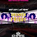 Empire Berlin Club Room - Drunken Friday