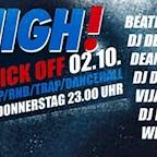 Club Weekend Berlin Skyhigh! -Opening | Rooftop & Club!!!