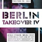 Musik & Frieden Berlin Future Dance Music Berlin Takeover IV