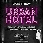 Grand Berlin Urban Hotel - 90s Hip Hop & Rnb Edition