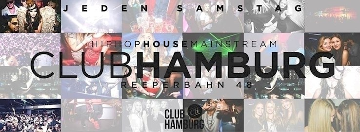 Club Hamburg  Eventflyer #1 vom 25.08.2018