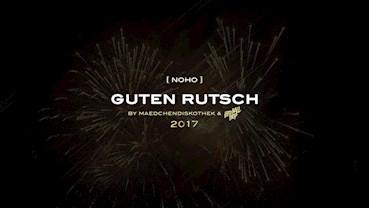 NOHO Hamburg Eventflyer #1 vom 31.12.2016