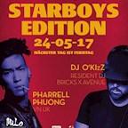 E4 Berlin Kampai / Starboy Edition