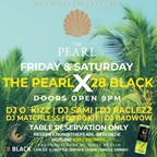 The Pearl Berlin Saturday's x 28 BLACK