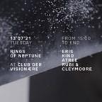 Club der Visionaere Berlin Rings of Neptune Showcase