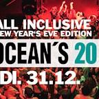 Haubentaucher Berlin Ocean`s 20 • All Inclusive New Year's Eve Edition