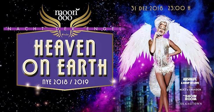 Moondoo Hamburg Eventflyer #1 vom 31.12.2018