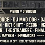 Edelfettwerk Hamburg The Raw District #3 Vision of Disorder (offiziell)