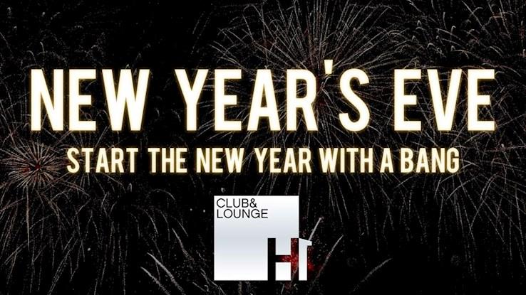 H1 Club & Lounge Hamburg Eventflyer #1 vom 31.12.2017