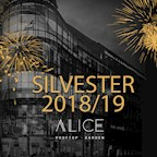 Alice Rooftop Berlin Silvester 2018 at Alice Rooftop
