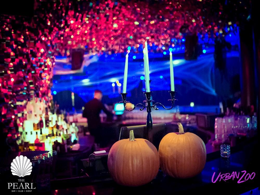 The Pearl Berlin Halloween Week | La Maison Gothique X Urban Zoo