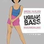 Kulturbrauerei Berlin Urban Bass - Dancehall Reggae Night