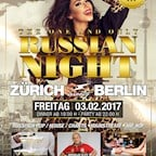 Mio Berlin The One and Only Russian Night