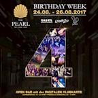 The Pearl Berlin Birthday Week   Urban Zoo - nur Freitags Berlins wildest Hip Hop