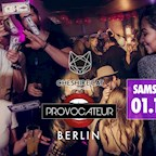 Cheshire Cat Berlin Provocateur Berlin Dezember2018