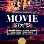 The Pearl Berlin Berlinale - Amazing Saturday pres. Movie Stars - Hip Hop meets House