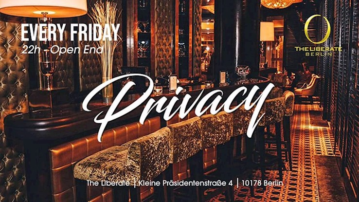 The Liberate 14.08.2020 Privacy - Hip Hop, RnB & Latin