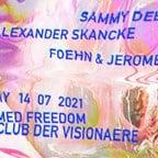 Club der Visionaere Berlin Perfumed Freedom