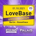 Kesselhaus Berlin LoveBase Open Air - Special Edition