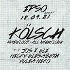 Watergate Berlin IPSO: Kölsch all night long
