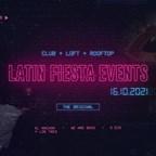 Club Weekend Berlin Latin Fiesta Original: We are back! (Club + Rooftop)