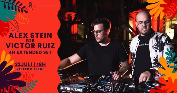 Ritter Butzke Berlin Eventflyer #1 vom 23.07.2021