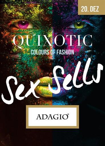 """Adagio 20.12.2014 Quixotic """"Colours of Fashion"""""""