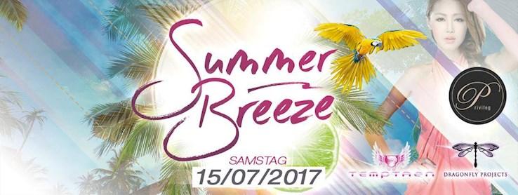 Privileg Hamburg Eventflyer #1 vom 15.07.2017