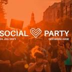 Der Weiße Hase Berlin Social Meetup - Zug der Liebe #socialparty