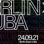 Ava Berlin Borderless pres. Berlin X Cuba /Open Air