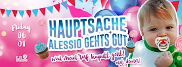 Club Hamburg  Eventflyer #1 vom 06.01.2017