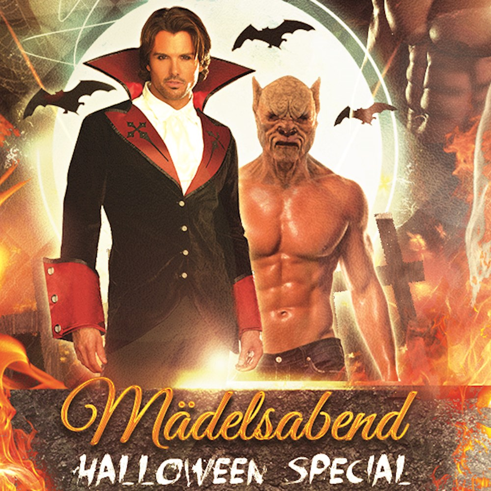 Pirates Berlin Mädelsabend Halloween Special