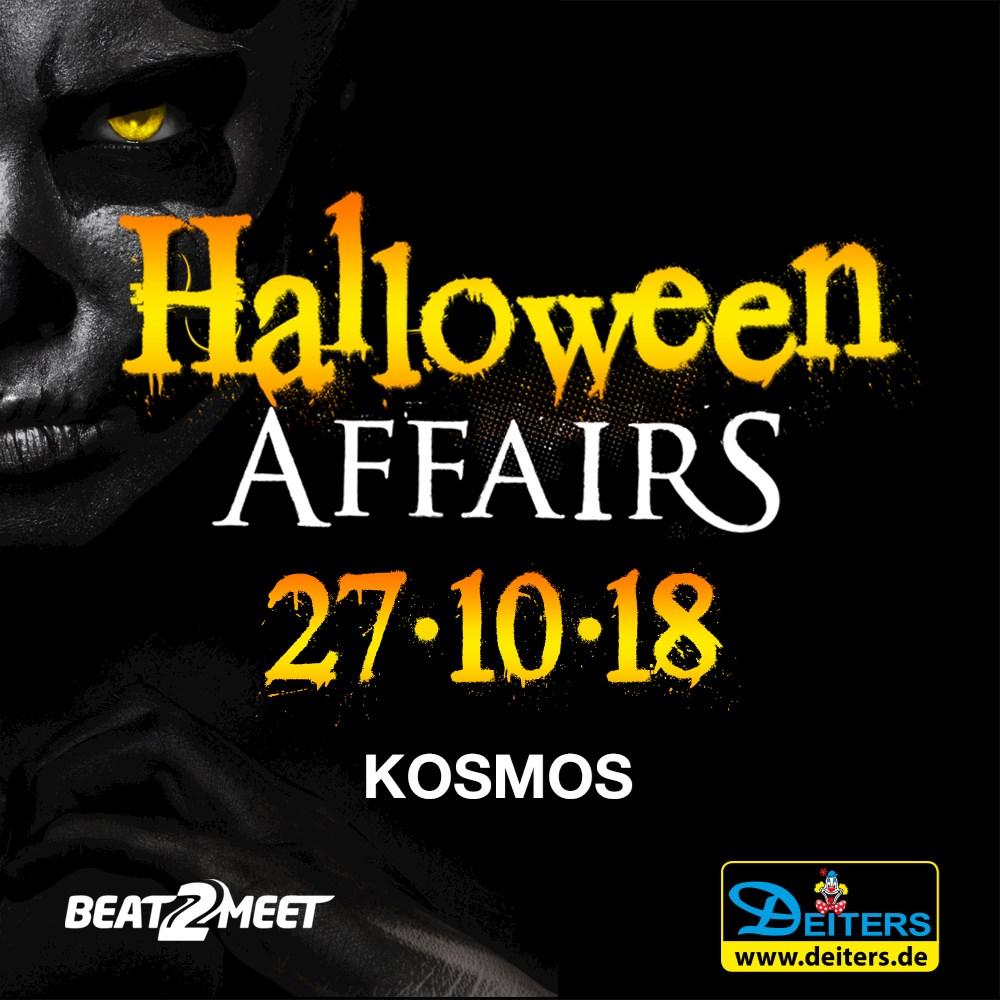 Kosmos Berlin Halloween Affairs